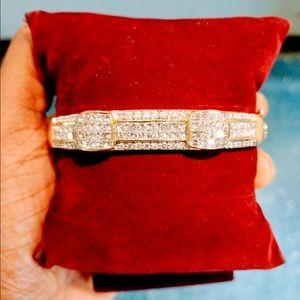 BALI DIAMOND BANGLE
